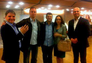 """2013 – 1. Međunarodni kongres plastične hirurgije, """" Fellows in Science"""""""