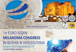 2014 – 1st Euro-Asian Melanoma Congress