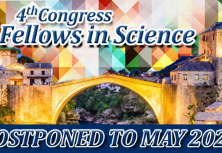 "4th CONGRESS ""FELLOWS IN SCIENCE"" – POSTPONED TO MAY 2023"